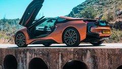 Thị trường xe - Lộ diện hình ảnh BMW i8 'thoát xác' với hình hài mới, sắc sảo không ngờ