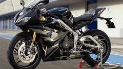 Thị trường xe - Triumph trình làng Daytona Moto2 765 Limited Edition đẹp hút hồn