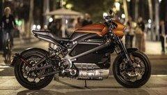 Thị trường xe - Siêu mô tô điện Harley-Davidson LiveWire rò rỉ thông tin trước giờ ra mắt