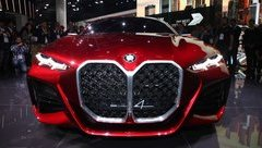"""Thị trường xe - Concept 4 serie coupe bị chê """"bẩn mắt"""", sếp lớn BMW lại lên tiếng"""