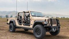 """Thị trường xe - """"Đấu sĩ"""" Jeep Gladiator XMT ra mắt, đúng chất lính chiến"""