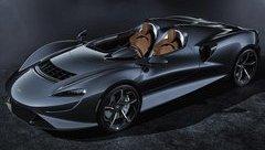 """Thị trường xe - McLaren giới thiệu Elva, mẫu siêu xe siêu """"độc"""", không có kính chắn gió"""