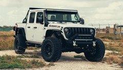 Thú chơi xe - Jeep Gladiator độ động cơ siêu khủng Hellcat, thách thức mọi địa hình