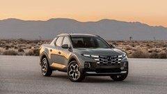 Thị trường xe - Ra mắt Hyundai Santa Cruz 2022, 'con lai' của crossover và bán tải