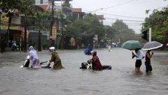 Tin nhanh - Hà Tĩnh cảnh báo lũ quét sau hàng chục giờ đồng hồ mưa lớn