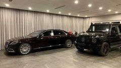 Thú chơi xe - Hậu Car Passion, trưởng đoàn chi tiền tỷ tậu xế sang Mercedes-Maybach S450