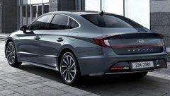 Đánh giá xe - 'Điểm mặt' những công nghệ và ứng dụng trên Hyundai Sonata 2020