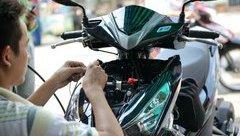 Thú chơi xe - Thời điểm thích hợp để thay ắc quy xe máy tiết kiệm, hiệu quả