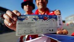 Thể thao - Lý do một số khách Trung Quốc bị từ chối vào sân xem World Cup