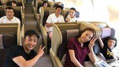 Sự kiện - Cường Đô La công khai đăng ảnh du lịch cùng người yêu Đàm Thu Trang và con trai Subeo