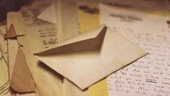 Cộng đồng mạng - Trưa cười: Bức thư tình đầu tiên
