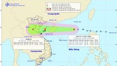 Tin nhanh - Dự báo thời tiết 18/7: Cơn bão số 3 sẽ đổ bộ vào các tỉnh từ Hải Phòng đến Hà Tĩnh