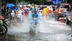 Tin nhanh - Dự báo thời tiết 20/7: Bắc Bộ tiếp tục có mưa kèm theo nguy cơ xảy ra lũ quét, sạt lở