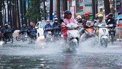 Tin nhanh - Dự báo thời tiết 16/8: Bắc Bộ và Bắc Trung Bộ có mưa to do ảnh hưởng của bão số 4