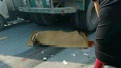 Tin nhanh - Nam thanh niên tử vong thương tâm sau va chạm với xe container
