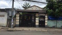 Bất động sản - Trụ sở công ty tài trợ cho lãnh đạo Bình Thuận đi nước ngoài 'cửa đóng then cài'