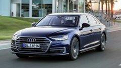 Đánh giá xe - Audi A8 2018 liệu 'có cửa' với BMW 7 Series?