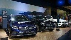Thị trường xe - Mercedes-Benz Fascination 2018: Thiếu vắng xe nhập, liệu còn hấp dẫn?