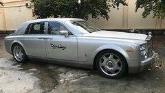 Thú chơi xe - Rolls-Royce Phantom của đại gia Khải Silk được rao bán hơn 9 tỷ đồng
