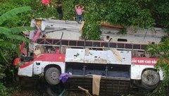 An ninh - Hình sự - Nạn nhân vụ tai nạn ở Cao Bằng kể lại khoảnh khắc xe lao xuống vực