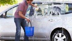 Thú chơi xe - Cuối tuần rồi, ở nhà tự rửa ô tô, cần tránh những gì?