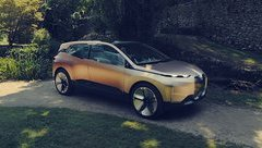 Thị trường xe - Xe 'xanh' BMW Vision iNext Concept: Thông minh, xấu lạ và tự lái