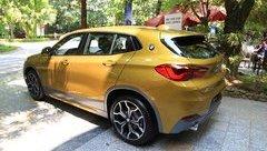 Thị trường xe - BMW X2 bản cao nhất đấu 'Mẹc' GLA sắp bán ra tại Việt Nam