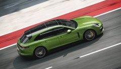 Thị trường xe - Porsche Panamera GTS 2019 - 'Ông hoàng' sedan thể thao hạng sang