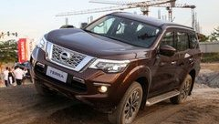 Đánh giá xe - Nissan Terra và ngày về liệu có 'gập ghềnh' tại Việt Nam?