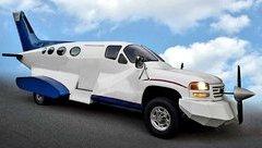 Thú chơi xe - Diện kiến limousine 'lai' bán tải, máy bay độc nhất thế giới