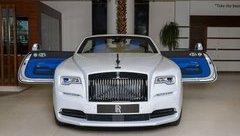 Thú chơi xe - Tuyệt phẩm 'hừng đông' Rolls-Royce Dawn màu cực hiếm lộ diện