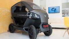 Video xe - [VIDEO] Diện kiến xe ô tô co giãn đầu tiên trên thế giới