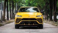 Thú chơi xe - Cận mặt siêu xe Lamborghini Urus giá 22 tỷ vừa về Việt Nam
