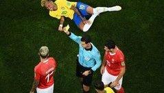 Thể thao - Neymar lại nghỉ chấn thương, Brazil lo sốt vó