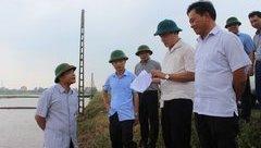 Tin nhanh - Nam Định: Hàng nghìn phương tiện, người dân đã vào nơi trú bão an toàn