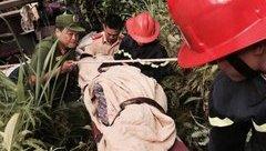 Tin nhanh - Cao Bằng: Thông tin mới nhất về sức khoẻ các nạn nhân vụ xe khách lao xuống vực