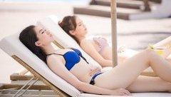 Sự kiện - Thí sinh Hoa hậu Việt Nam nóng bỏng diện bikini sau tranh cãi bỏ phần thi áo tắm