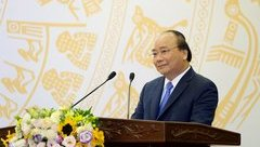 Tin nhanh - Thủ tướng Nguyễn Xuân Phúc chúc mừng, biểu dương sự nỗ lực của đội ngũ những người làm báo