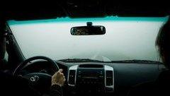 Thú chơi xe - Mẹo ngăn hiện tượng kính lái bị hấp hơi nước vào mùa lạnh
