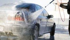 Sau vô lăng - Những sai lầm khi tự rửa ô tô tại nhà