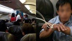 Tin nhanh - Đánh nữ tiếp viên trên máy bay, hành khách bị phạt 15 triệu đồng