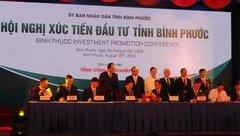 Đầu tư - Nửa đầu năm 2018, tỉnh Bình Phước thu hút hơn 310 triệu USD vốn FDI