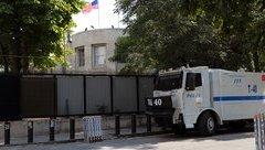 Tiêu điểm - Nổ súng ngoài Đại sứ quán Mỹ ở Thổ Nhĩ Kỳ