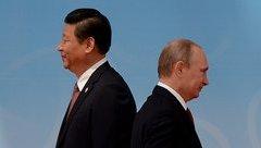 Tiêu điểm - Nga bất ngờ 'tạm biệt' Iran ở Syria để bắt tay chiến lược với Trung Quốc?