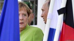 Tiêu điểm - 3 tiếng thảo luận về Syria, Ukraine giữa ông Putin và bà Merkel