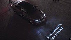 Thú chơi xe - Digital Light - Cuộc cách mạng công nghệ 'giao tiếp' của Mercedes