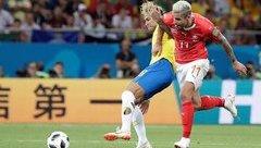 Thể thao - World Cup 2018: Neymar 'tịt ngòi', Brazil hòa thất vọng trong ngày đầu ra quân