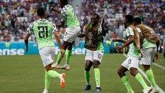 """Thể thao - World Cup 2018: """"Đại bàng xanh"""" Nigeria quật ngã những chiến binh Viking"""