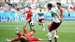 Thể thao - World Cup 2018: Son Heung Min ghi bàn, Hàn Quốc vẫn thua trước Mexico