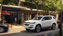 Đánh giá xe - Giải mã sức hút từ SUV 7 chỗ Chevrolet Trailblazer thế hệ mới